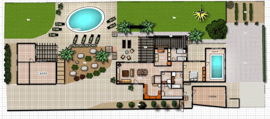 houseplans with photos gallery